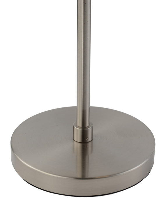 Port Table Lamp (Satin Nickel) 03