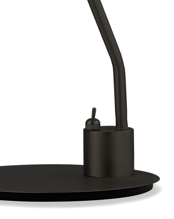 Laurel Table Lamp (Matte Black) 03