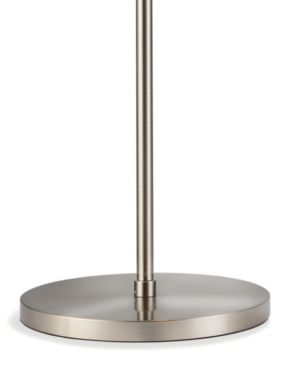 Port Floor Lamp (Satin Nickel) 03
